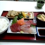 さんばし - 料理写真:造り定食 税込1300円