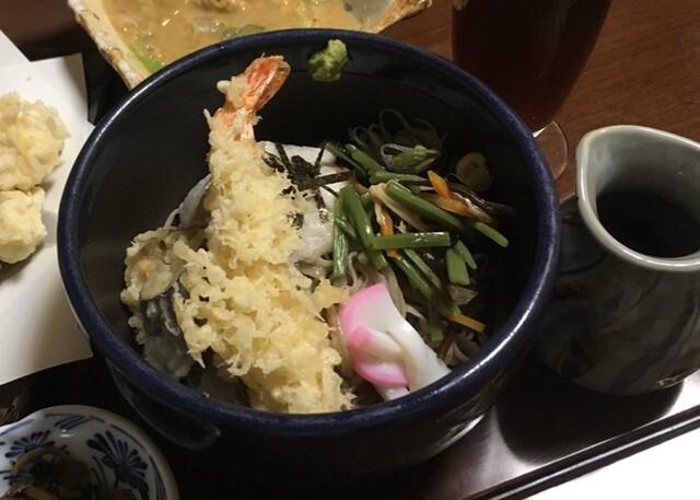 知春 - 塩尻/そば [食べログ]