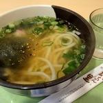 日向 - 料理写真:こぶうどん ¥520