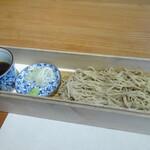 鎌倉和食 楠の木 - 〆蕎麦