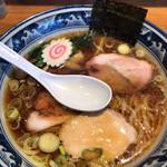 ヱビスヤ - 料理写真:自分は中華そば 一択です。