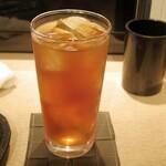 文次郎 - ウーロン茶