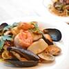 パスタ フレスカ ダンメン - 料理写真:海の幸のペスカトーレ