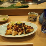 ゆたか鮨 - 料理写真:穴子