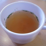 ジョイフル - スープバー  ビーフコンソメ