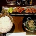 青葉亭 - ランチの牛たん定食(\980)