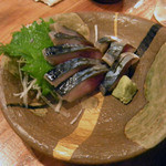 マゴコロ - しめ鯖