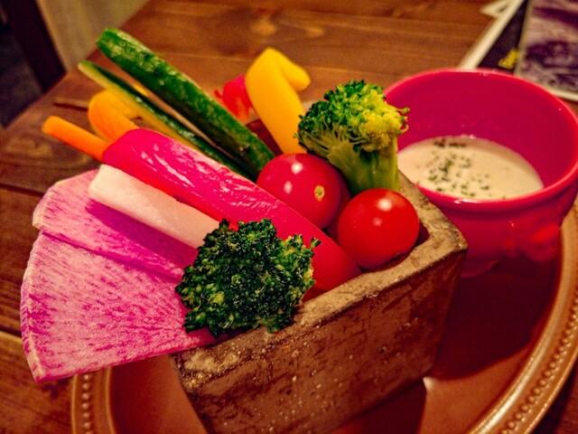 個室&カフェダイニング Hi Cheese 八王子店の料理の写真