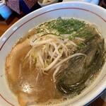 らーめん味喜 - 料理写真:あごだし醤油
