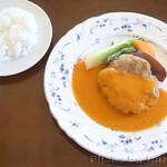 金沢とどろき亭 - ハンバーグ