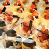 エレファンルージュ - 料理写真:ホワイトチョコシフォン