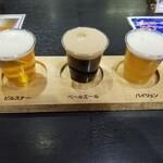 松江堀川地ビール館 特産品館 地ビールカウンター - ドリンク写真: