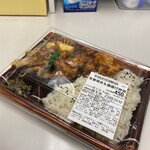 オリジン弁当 - 生姜焼き&唐揚げ弁当486円