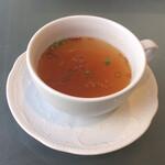 128165129 - ランチスープ