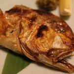 海鮮料理 あみたつ - 甘鯛の塩焼き