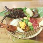 128172281 - 伊勢海老の海鮮丼
