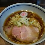 中華そば 堀川 - 料理写真:醤油そば