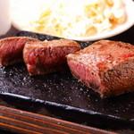 やっぱりステーキ  - 料理写真