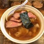 荏原町 しなてつ - 料理写真:チャーシューワンタンメン