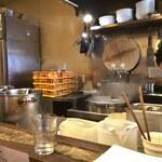 荏原町 しなてつ - 厨房