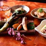 Segodon - 春の料理1