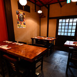Segodon - テーブル席