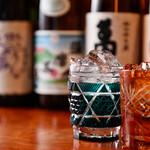 Segodon - 薩摩切子と焼酎