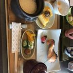 湖山亭うぶや - 料理写真: