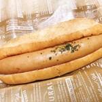 ベッカライ タガミ - 料理写真:ソーセージフランス
