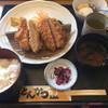 とんかつ しおん - 料理写真:2020年3月時点ヒレカツ定食¥890 ご飯、味噌汁、キャベツお代わり無料