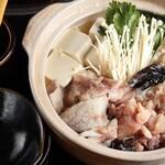 北陸旬鮮 北の旬 - あんこう鍋