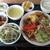 あるふぁ亭 - 料理写真:無料朝食