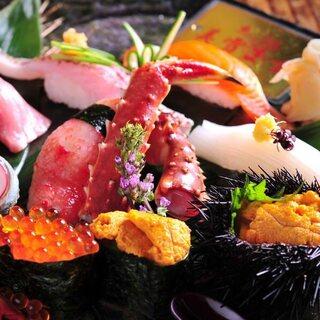 佐渡沖鮮魚・充実の仕入れを行っていおります。