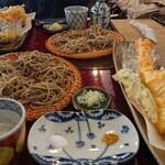 蕎麦 山猫 -