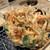 立呑み天ぷらKIKU - 料理写真:桜えびのかき揚げ