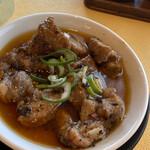 金寶來 - スペアリブの味噌蒸