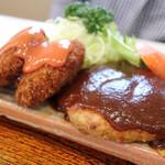 レストランきく松 - 料理写真: