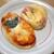 チヨマル - 料理写真:ザ・マルゲリータ & ベーコン卵サラダパン