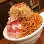 もんじゃ焼き とがし - 【肉とベーちゃん ¥880】