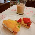 cafe marji - 料理写真: