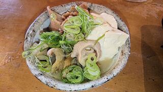 やきとり 戎 西荻南口店 - 牛煮込み豆腐