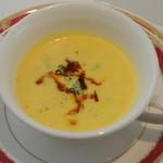 サン シャレー - スープ