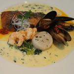 サン シャレー - 魚料理