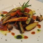サン シャレー - 肉料理