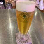 SHISO BURGER - ビール