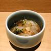 こだん - 料理写真:春を連れてくると言われる穴子の稚魚・のれそれ。