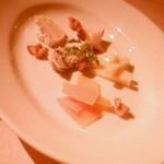ワイン食堂UmiUsagi - チーズ盛り合わせ