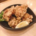 魚や一丁 - 一丁名物ザンギ499円