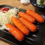 えびず - ウインナー焼き 499円