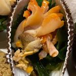 杉むら - 赤貝 850円